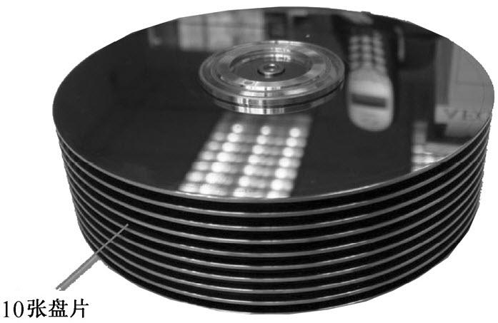 机械硬盘的盘片