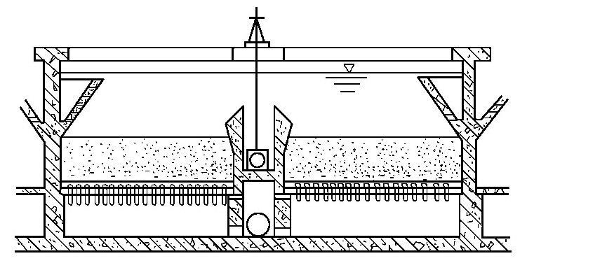 什么是V形滤池?工作原理讲解-水处理设备与技术