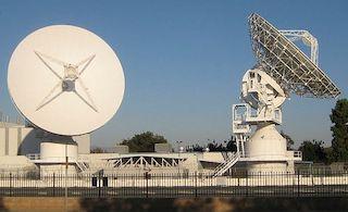 深空网高频接收系统组成:18×15中频开关矩阵