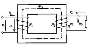 变压器原理图