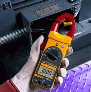 电路的情况下测量电流的场合