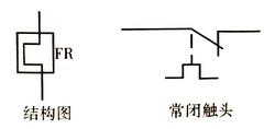 热继电器电路符号