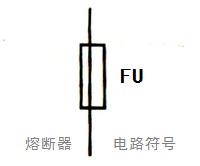 熔断器符号