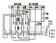 手动控制自耦变压器降压启动电路图