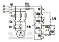 两地控制线路电路原理图