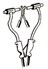单股铝导线电阻焊