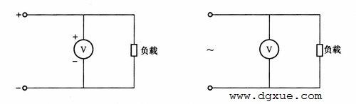 直流、交流电压测量电路