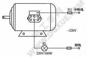 自制实用的电动机绝缘检测器电路