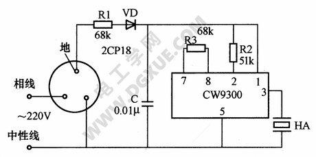 电路 电路图 电子 原理图 460_229