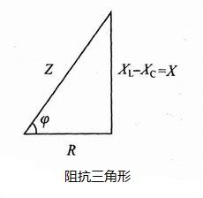 阻抗三角形